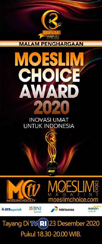 Moeslimchoice Award 3