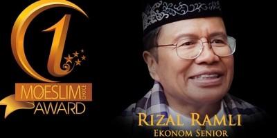 DEMOCRACY AWARD: Ekonom Senior, Rizal Ramli