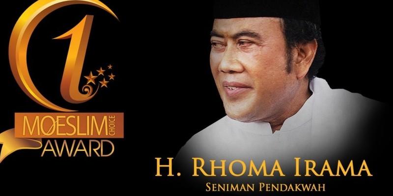 ARTIST AWARD: Haji Rhoma Irama