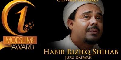 ULAMA AWARD: Habib Muhammad Rizieq Shihab