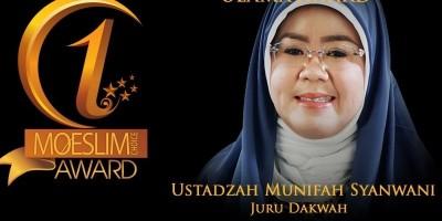 ULAMA AWARD: Ustadzah Munifah Syanwani