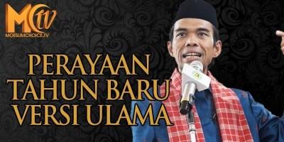 PERAYAAN TAHUN BARU VERSI ULAMA : Abdul Somad Lc., M.A.