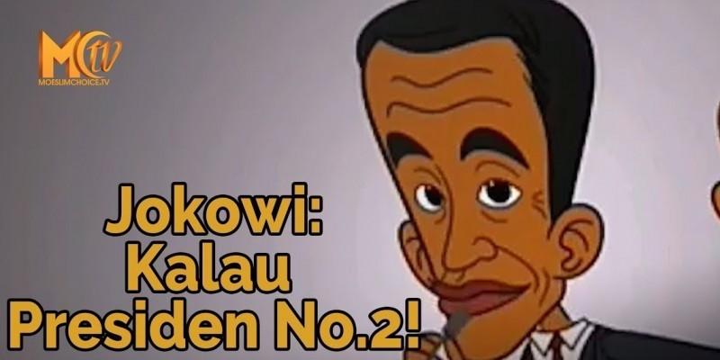 Jokowi: Kalau Presiden No.2!