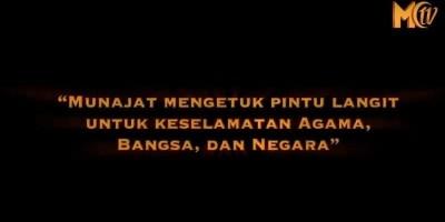 212 MALAM MUNAJAT UNTUK INDONESIA