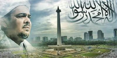 Habib Rizieq Ajak Putihkan Monas