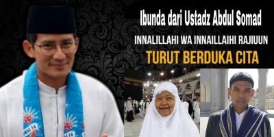 Doa Untuk Ibunda UAS