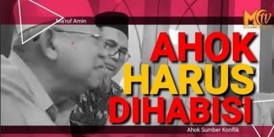 AHOK HARUS DIHABISI