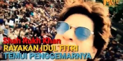 Shahrukh Khan Idul Fitri Dengan Penggemar