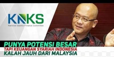 PUNYA POTENSI BESAR, TAPI KEUANGAN SYARIAH INDONESIA KALAH JAUH DARI MALAYSIA !