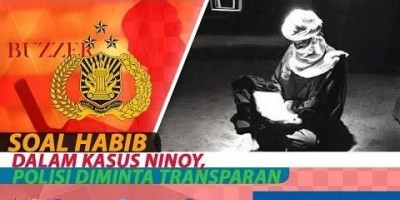 SOAL HABIB DALAM KASUS NINOY, POLISI DIMINTA TRANSPARAN