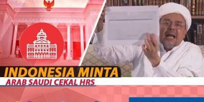 INDONESIA MINTA ARAB SAUDI CEKAL HRS