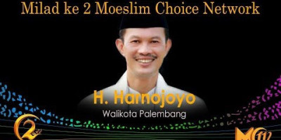 H. Harnojoyo: Milad ke 2 Moeslim Choice Network