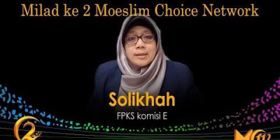 Sholikha: Milad ke 2 Moeslim Choice Network