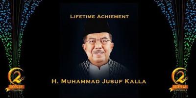 JUSUF KALLA: TERIMAKASIH MAJALAH MOESLIM CHOICE