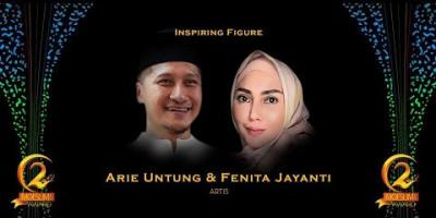 INPIRING FIGURE: ARIE UNTUNG & FENITA JAYANTI