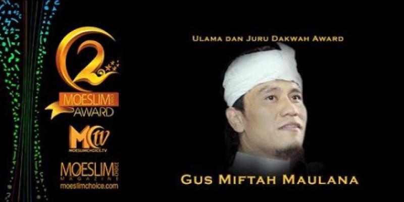 GUS MIFTAH: RASA CINTA DAN KERUKUNAN UMAT ISLAM INDONESIA HARUS TERJAGA