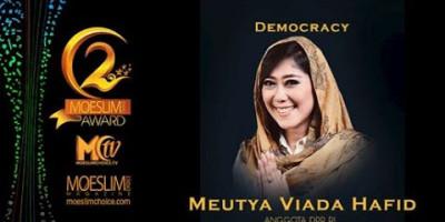 MEUTIA HAFID: ISLAM BERPERAN BESAR DALAM PEMBANGUNAN BANGSA INDONESIA