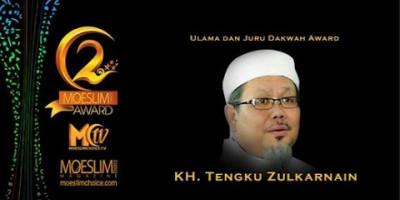 KH. TENGKU ZULKARNAIN: UMAT ISLAM INDONESIA TAK BOLEH TERPECAH BELAH