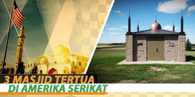3 Masjid Tertua Di Amerika Serikat