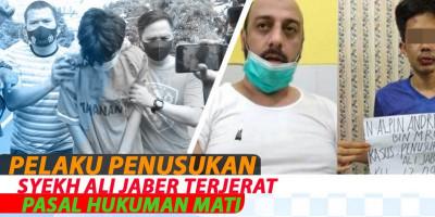 Pelaku Penusukan Syekh Ali Jaber Terjerat Pasal Hukuman Mati