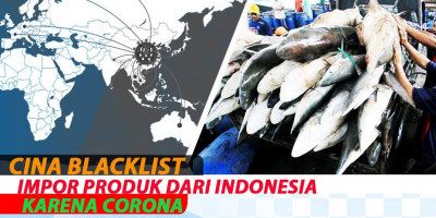 Cina Blacklist Impor Produk Dari Indonesia Karena Corona
