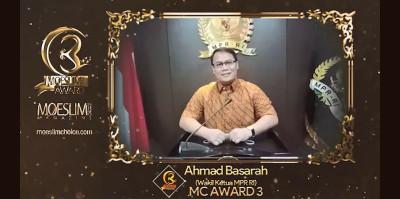 Ahmad Basarah: Milad ke 3 Moeslim Choice Network