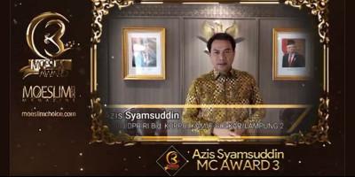 Azis Syamsuddin: Milad ke 3 Moeslim Choice Network