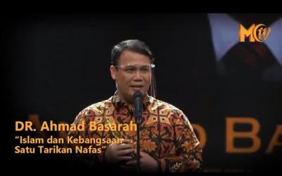 DR. Ahmad Basarah: Islam dan Kebangsaan Satu Tarikan Nafas