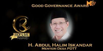 Abdul Halim Iskandar: Moeslim Choice Award 2020