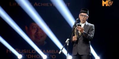 Susilo Bambang Yudhoyono: Moeslim Choice Award 2020