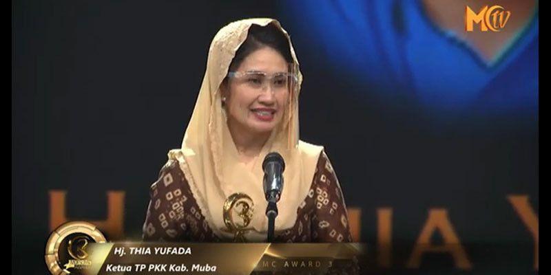 HJ.Thia Yusfada: Moeslim Choice Award 2020