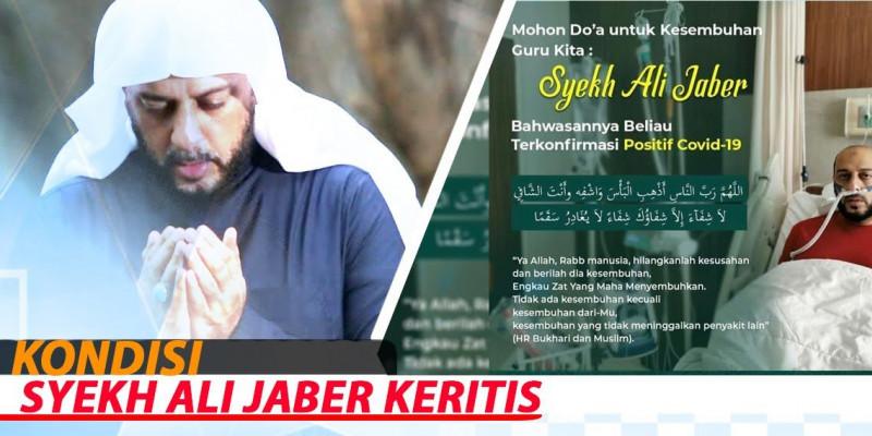 KONDISI SYEKH ALI JABER KRITIS
