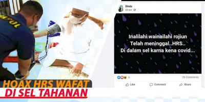 HOAX HRS WAFAT DI SEL TAHANAN