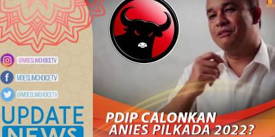 PDIP CALONKAN ANIES PILKADA 2022?