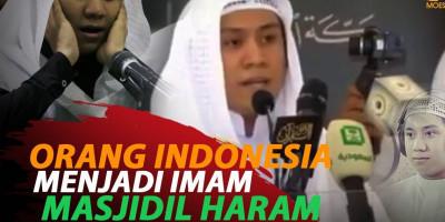 ORANG INDONESIA MENJADI IMAM MASJIDIL HARAM