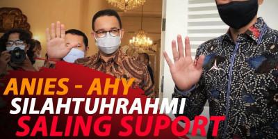 ANIES - AHY SILAHTUHRAHMI SALING SUPORT