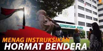 ASN KEMENAG GELAR HORMAT BENDERA SETIAP TANGGAL 17