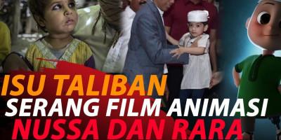 DISERANG ISU TALIBAN, FILM ANIMASI NUSSA DAN RARA DITONTON 48 JUTAAN LEBIH