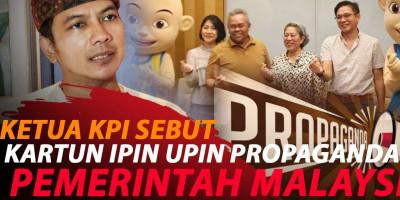 KASIHAN UPIN IPIN DIPOLITISIR KPI